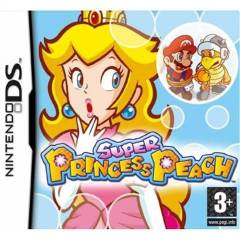 SUPER PRINCESS PEACH DS OYUNU SIFIR