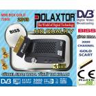 Polaxtor Minibox Gold 72000 Hd Quality Uydu Al�c