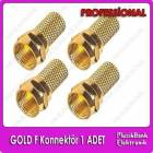 GOLD F KONNEKT�R 1.SINIF HD ve SD UYUMLU