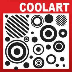 COOLART Duvar Sticker (st487)