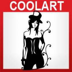 COOLART Duvar Sticker (st104 )