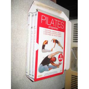 pilates e�itim seti  3 Dvd film
