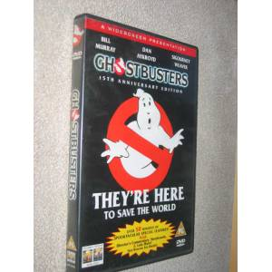 ghostbuster Dvd film