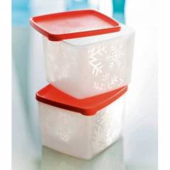 TUPPERWARE Antartika 800 ml 2'li