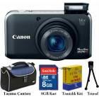 CANON SX210 14.1 MP HD Dijital Foto�raf Makinas�