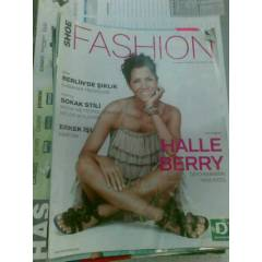 SHOE FASHION -HALLE BERRY*SOKAK ST�L�*PARF�M