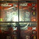 PS3 NBA 2K14  Euroleaque + King James DLC Hediye