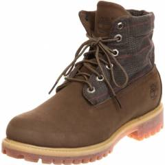 Timberland Bot - Men`s Roll-Top Boot Lace-Up