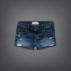 Abercombie & Fitch �ort - High Rose Short