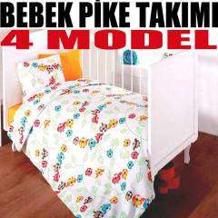 4 MODEL COTTON BOX  BEBEK P�KE  TAKIMI