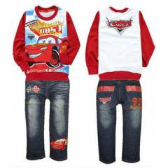 D�SNEY CARS ��M�EK MCQUEEN PANTOLON+SWEAT SET