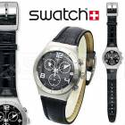 Swatch YCS569 Black Casual Bay Kol Saati
