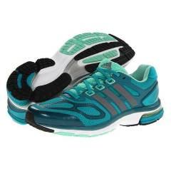 Adidas Running Supernova Sequence 6 Emerald