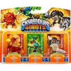 SKYLANDERS GIANTS: ERUPTOR+ STEALTH ELF+ TERRAFI