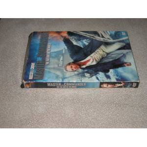 master and commander -  dvd film