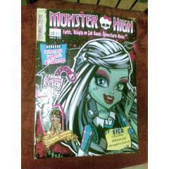 MONSTER HIGH 2012-03