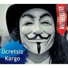 V FOR VENDETTA MASKES� 1 ALAN 1 BEDAVA �OK
