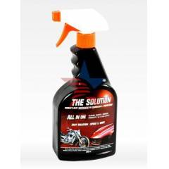 THE SOLUTION Susuz Ara� Y�kama 800 ml 091111