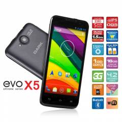 "Dark Evo X5 Full HD OGS 5"" 16GB Ak�ll� Telefon"