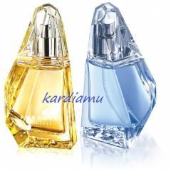 AVON BAYAN PARF�M PERCEIVE SET
