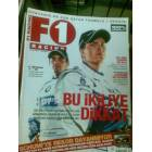 F1 RACING EYL�L 2001-DAMON VE MAX*SCHUM�'YE REK