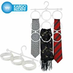 KRAVAT ASKISI 9 G�ZL� PERFECT TIE HANGER