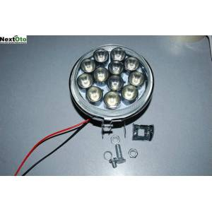 12 POWER LED S�S FARI 12VOLT 11CM