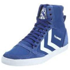 hummel SLIMMER STADIL HIGH CANVAS 63-111-7718