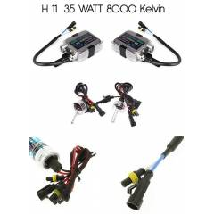 UC Type-R H11 8000K Xenon Set 90b153