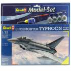 Model Set Eurofighter Typhoon 1:72 �l�ekli U�ak