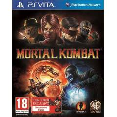 MORTAL KOMBAT PS VITA OYUNU