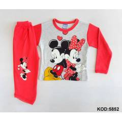 Mickey ve Minnie �ocuk - Bebek Pijama Tak�m�