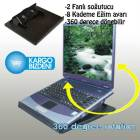 NOTEBOOK SO�UTUCU STAND ��FT FANLI 8 KADEMEL�