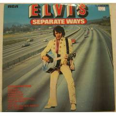 ELVIS PRESLEY - Separate ways - 1973 10 Par�a