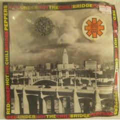 "RED HOT CHILI PEPPERS Under the Bridge7"" Limite"
