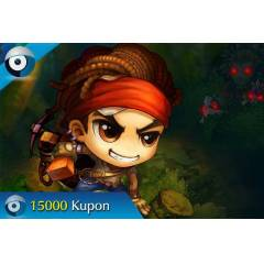 Bombom 15000 Kupon Elex Game Kupon