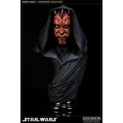 Darth Maul Legendary Scale Bust - Sideshow