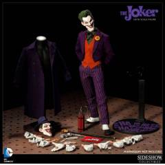 Joker 1/6th Scale Figure - Sideshow