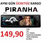P�RANHA Charger Y Type US + SD + 3,5'' EKRAN