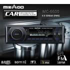 MIKADO MC-6600 ARABA TEYBI MP3/USB/SD/FM 4X50W