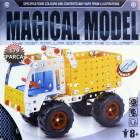 Magical Model Metal Kamyon Maketi 179 Par�a