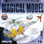 Magical Model Metal Helikopter Maketi 154 Par�a
