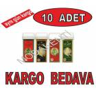 10 ADET-Vivet Roll-on Kartu� A�da