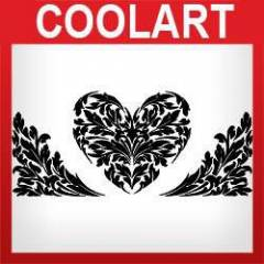 COOLART Duvar Sticker (st386)