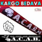 A.C.A.B ATKISI - ACAB ALL COPS ARE BASTARDS