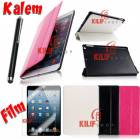 iPad 5 Air Yan Kapakl� Cover K�l�f +Film+Kalem