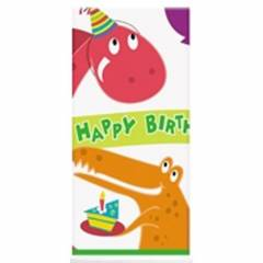 Balon Evi Masa �rt�s� 137x123 cm Dino Birthday