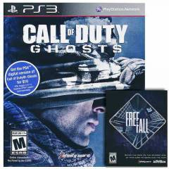 Call of Duty Ghosts PS3 Dynamic Bonus Map DLC