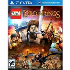 LEGO LORD OF THE RINGS PS VITA OYUN *GAMECLUB***
