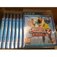 SPORTS CHAMPIONS 2 3D PS3 PS MOVE OYUN